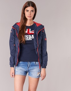 material Women Blouses Lonsdale GLOUCHESTER MARINE