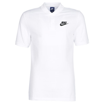 material Men short-sleeved polo shirts Nike POLOMLSPORT White
