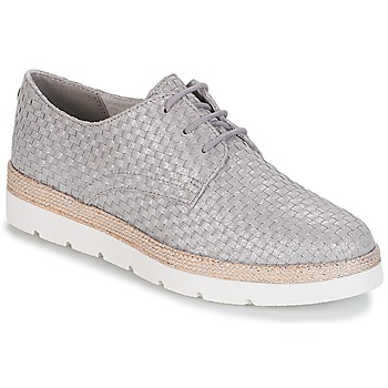 Shoes Women Derby shoes S.Oliver  Silver