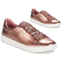Shoes Women Low top trainers S.Oliver  Pink / Gold