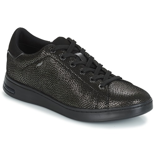 dolor de cabeza conciencia solidaridad  Geox D JAYSEN Grey / Black - Fast delivery | Spartoo Europe ! - Shoes Low  top trainers Women 92,00 €