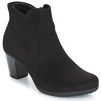 Shoes Women Ankle boots Gabor KENAT Black