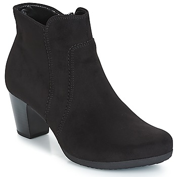 Shoes Women Ankle boots Gabor KENAT Black