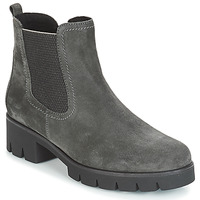 Shoes Women Mid boots Gabor TROULINA Grey