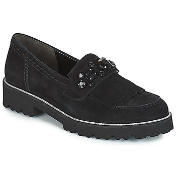Shoes Women Loafers Gabor TINGER Black