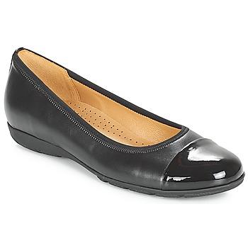 Shoes Women Ballerinas Gabor BORINA Black