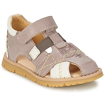 Shoes Boy Sandals GBB INCAS Brown