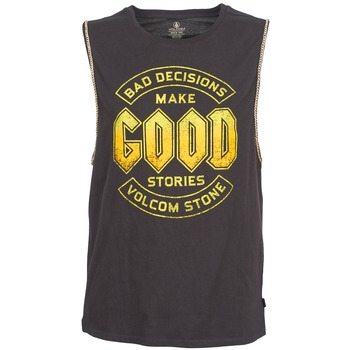 Tops / Sleeveless T-shirts Volcom BALL N CHAIN