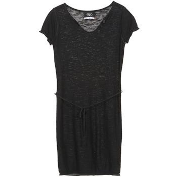 material Women Short Dresses Le Temps des Cerises MOJITO Black