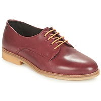Shoes Women Derby shoes Casual Attitude JAGAZZA Bordeau