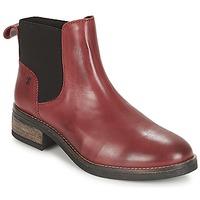 Shoes Women Mid boots Casual Attitude JELIA Bordeau