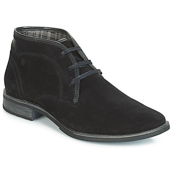 Shoes Men Mid boots Casual Attitude JEDY Black