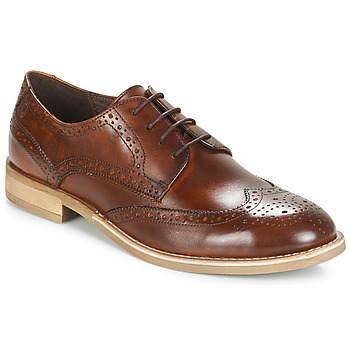 Shoes Men Derby shoes Casual Attitude JRATO Cognac