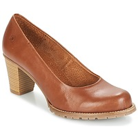 Shoes Women Court shoes Casual Attitude JARCHE Brown