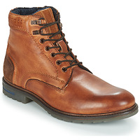 Shoes Men Mid boots Bugatti ROPARA Cognac
