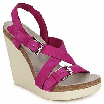 Sandals Jil Sander JS16295 Pink 350x350