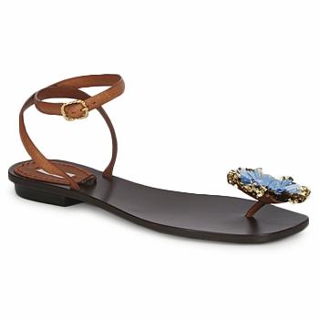 Sandals Marc Jacobs MJ16131 Brown / Blue 350x350