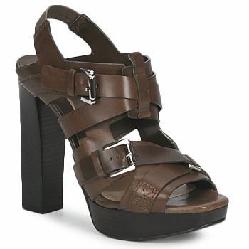 Shoes Women Sandals Michael Kors MOWAI Taupe