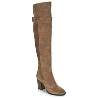 Shoes Women Boots André CAMERON Camel