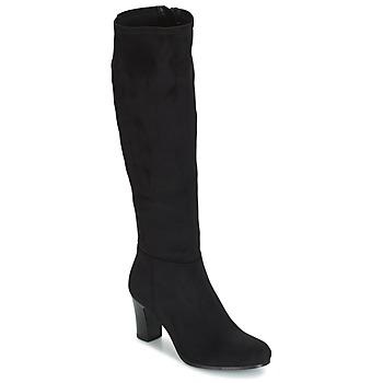 Shoes Women Boots André GANTELET Black