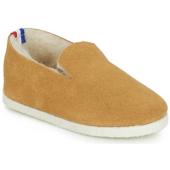 Shoes Girl Baby slippers André BANQUISE Camel