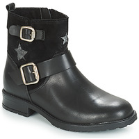 Shoes Girl Mid boots André COUNTRY GIRL Black