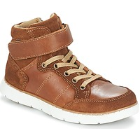 Shoes Boy Mid boots André TOM Cognac