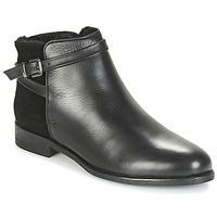 Shoes Women Mid boots André DUO Black