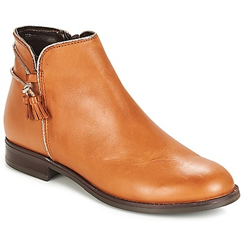 Shoes Women Mid boots André BILLY Camel
