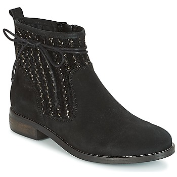Shoes Women Mid boots André MEXICA Black