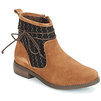 Shoes Women Mid boots André MEXICA Brown