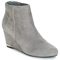 Shoes Women Ankle boots André NOEMIE Grey