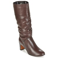 Shoes Women Boots André SARA Brown
