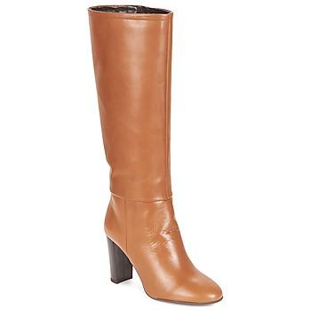 Shoes Women Boots André YOLANDA Camel