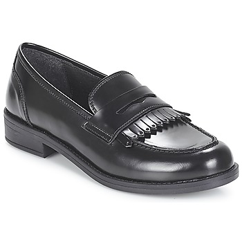 Shoes Women Loafers André MAEVA Black