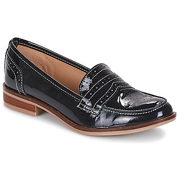 Shoes Women Loafers André BRADFORD Marine