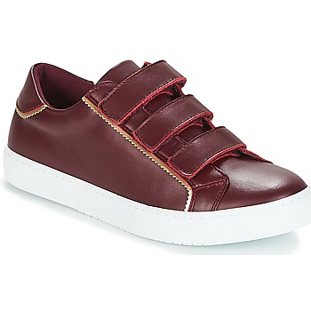 Shoes Women Low top trainers André CRICKET Bordeaux