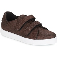 Shoes Women Low top trainers André ECLAT Bronze