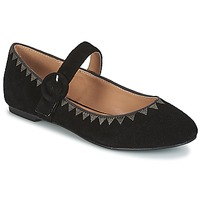 Shoes Women Ballerinas André ALBOROZA Black