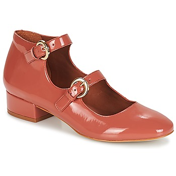 Shoes Women Ballerinas André GABIE Pink