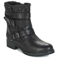 Shoes Women Mid boots André BRIGITTE Black