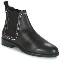 Shoes Women Mid boots André CARLOTA Black