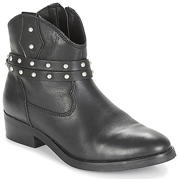 Shoes Women Mid boots André ARABELLA Black