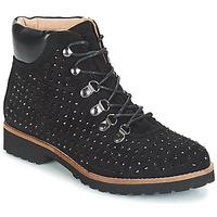 Shoes Women Mid boots André CALCEDOINE Black