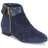 Shoes Women Mid boots André PIMENTO Marine