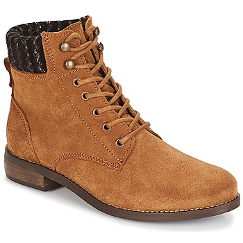 Shoes Women Mid boots André CARMINA Camel