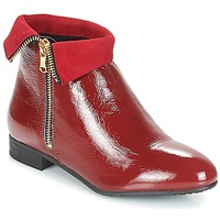 Shoes Women Mid boots André PIMENTO Red