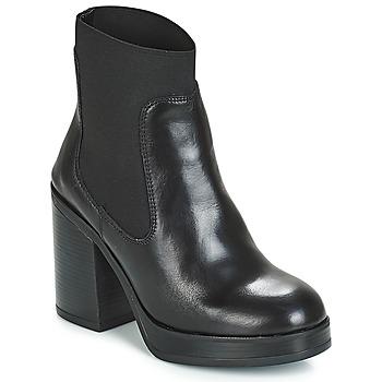 Shoes Women Ankle boots André JESSICA Black