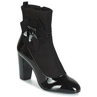 Shoes Women Boots André MAGDALENA Black