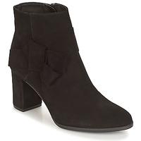Shoes Women Ankle boots André LEONOR Black